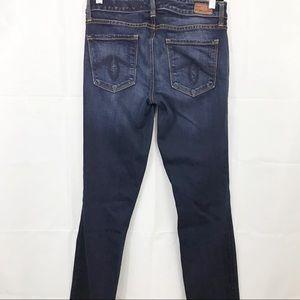 Level 99 Lily Skinny Straight Jeans Stretch